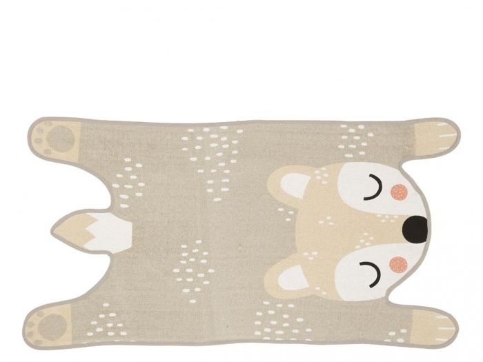 SÖDAHL Bibi Bear Dywan dla Dzieci 62 x 120 cm