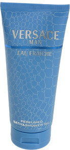 Versace Man Eau Fraîche 200 ml żel pod prysznic dla mężczyzn żel pod prysznic + do każdego zamówienia upominek.