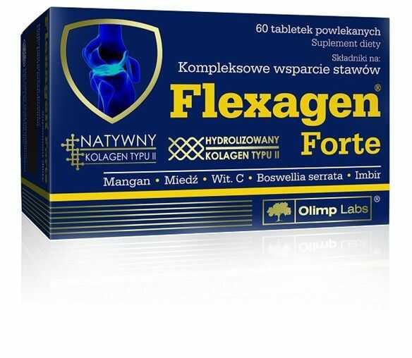 Flexagen Forte 60tab