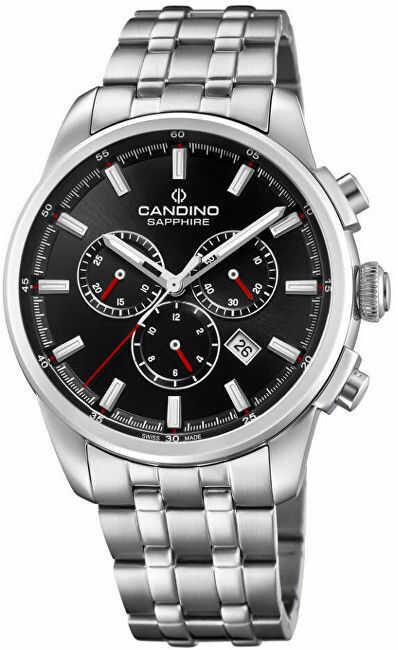 Zegarek Candino C4698-4 - CENA DO NEGOCJACJI - DOSTAWA DHL GRATIS, KUPUJ BEZ RYZYKA - 100 dni na zwrot, możliwość wygrawerowania dowolnego tekstu.