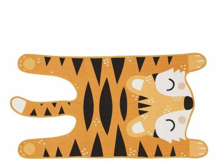 SÖDAHL Theo Tiger Dywan dla Dzieci 62 x 120 cm