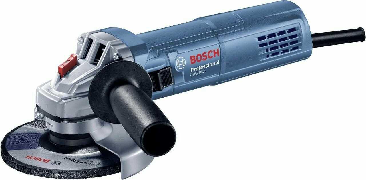 Bosch GWS 880 060139600A Szlifierka kątowa