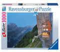 Puzzle Ravensburger 1000 - Aescher Szwajcaria, Aescher, Switzerland