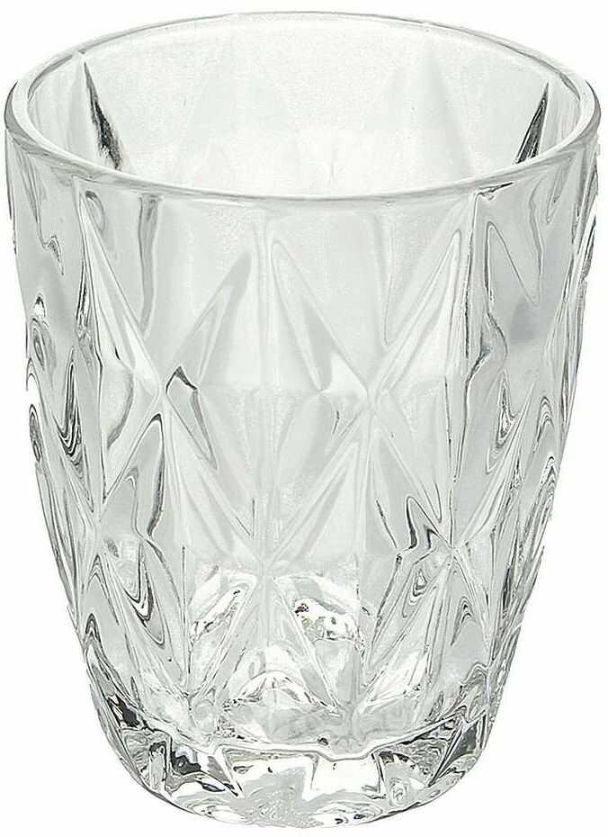 Szklanka Elise Clear, 8 x 10 cm