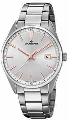Zegarek Candino C4621-1 - CENA DO NEGOCJACJI - DOSTAWA DHL GRATIS, KUPUJ BEZ RYZYKA - 100 dni na zwrot, możliwość wygrawerowania dowolnego tekstu.