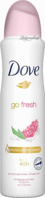Dove - Go Fresh - 48h Anti-Perspirant - Antyperspirant w aerozolu - Granat i Werbena Cytrynowa - 150 ml