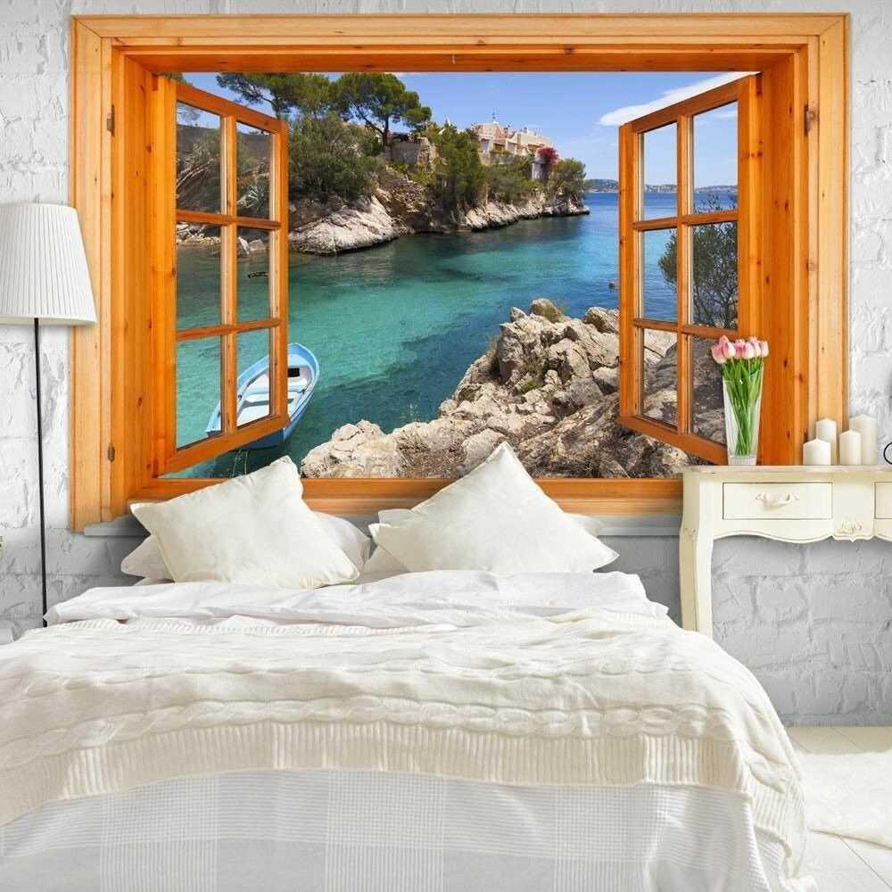 Fototapeta - śródziemnomorski pejzaż