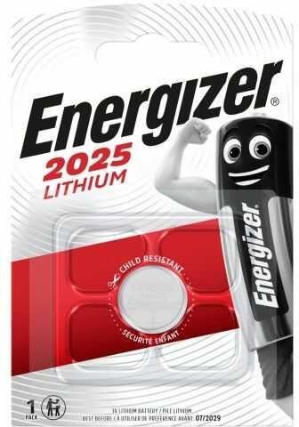 bateria litowa mini Energizer CR2025
