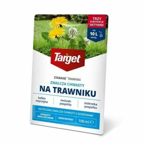 Starane trawniki  zwalcza chwasty na trawniku  100 ml target