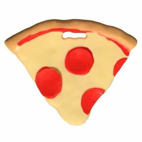 Gryzak silikonowy Pizza Little Toader