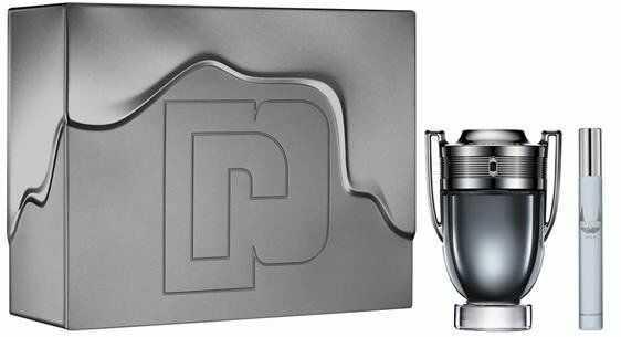 Paco Rabanne Invictus Intense 100ml woda toaletowa + 10ml woda toaletowa [M] ZESTAW