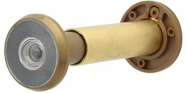 WIZJER 200 STOPNI FI 16mm 60/110/200 BRĄZ GRAFIATT