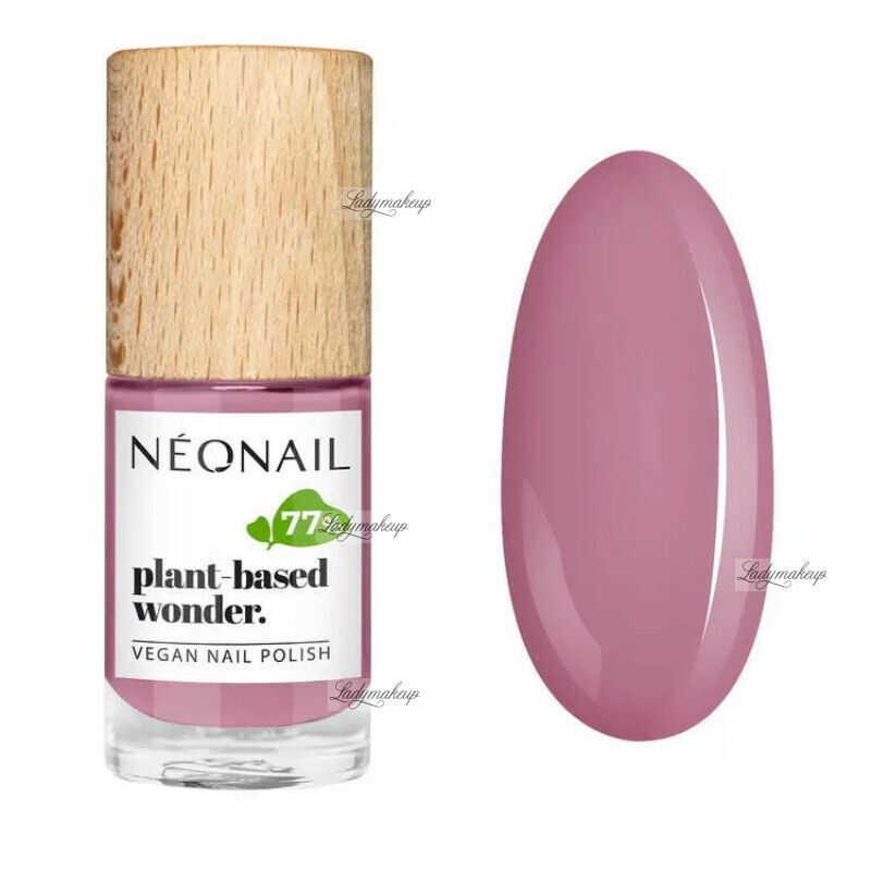 NeoNail - Plant-based wonder - Vegan Nail Polish - Wegański lakier do paznokci - 7,2 ml - 8674-7 - PURE LILY
