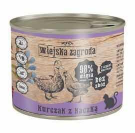 Wiejska Zagroda Kurczak z Kaczką 200 g