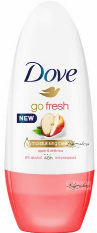 Dove - Go Fresh - 48h Anti-Perspirant - Antyperspirant w kulce - Jabłko i Biała Herbata - 50 ml