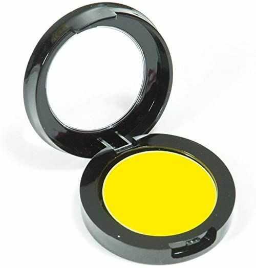 Zoelibat 97254741-013 Colored Hair kreda kreda kreda kredowa do włosów do włosów, około 16 g żółta (013), 1 opakowanie (1 x 0,016 kg), Costumes