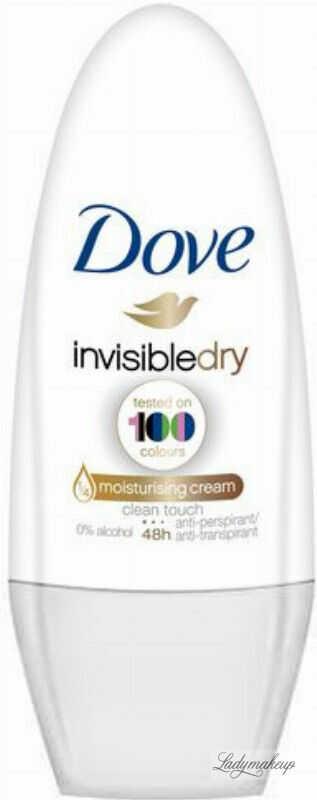 Dove - Invisibledry - 48h Anti-Perspirant - Antyperspirant w kulce - 50 ml