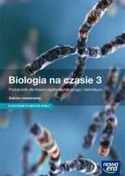 Biologia na czasie podręcznik część 3 szkoła ponadgimnazjalna zakres rozszerzony 35362 564/3/2014 ZAKŁADKA DO KSIĄŻEK GRATIS DO KAŻDEGO ZAMÓWIENIA