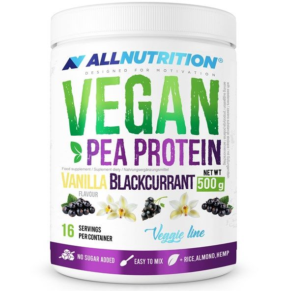 Vegan Pea Protein 500g