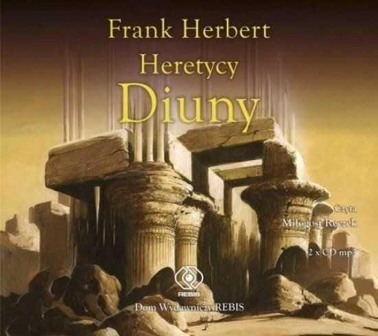 Kroniki Diuny T5 Heretycy Diuny audiobook - Frank Herbert