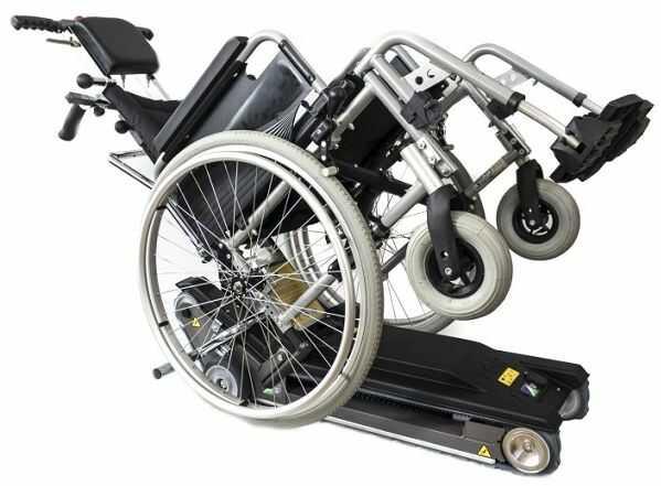 Schodołaz gąsienicowy dla niepełnosprawnych (JOLLY 130 Standard)