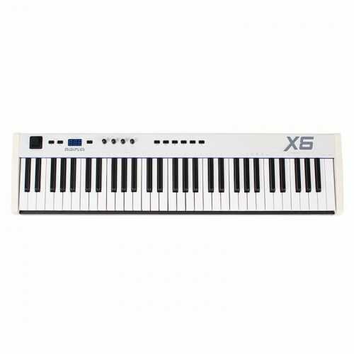 Midiplus X6 II Klawiatura sterująca - kontroler USB/MIDI