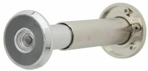 WIZJER 200 STOPNI FI 16mm 60/110/200 CHROM LAKIER