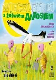 Wieczorynki z żółwiem Antosiem - Audiobook.