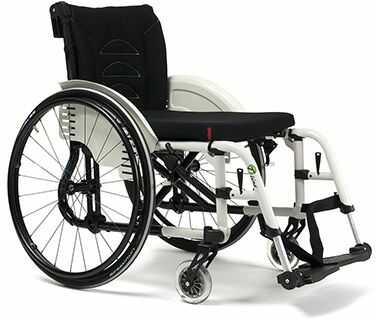 Vermeiren TRIGO T składany wózek dla osób aktywnych