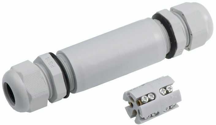 Złącze kablowe /mufa skręcana/ SP2,5 5x2,5mm2 PG16 IP67 E.4203