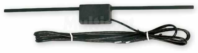 Antena samochodowa wewnętrzna z przewodem 220cm