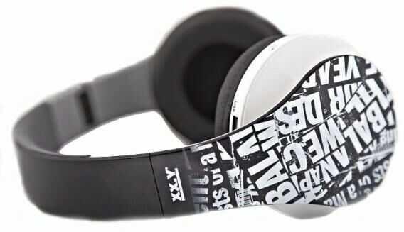 XX.Y Dynamic 10 HP-8810 (czarny) odtwarzacz mp3 i radio FM