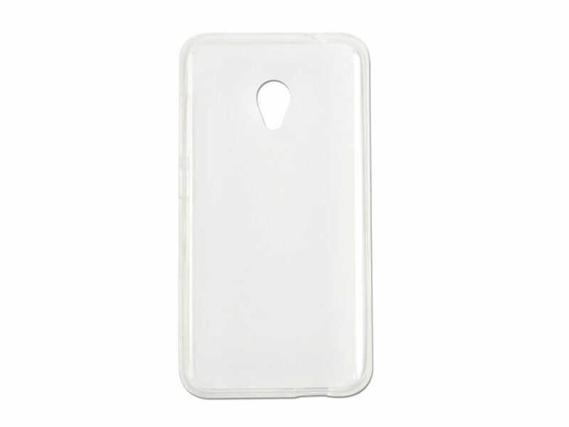 Alcatel U5 - etui na telefon FLEXmat Case - biały
