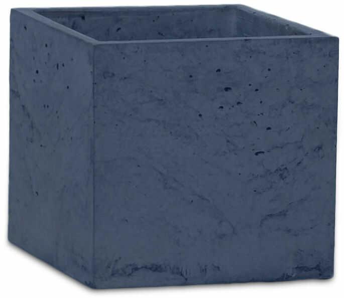 Donica betonowa S 14x14x15 grafitowy