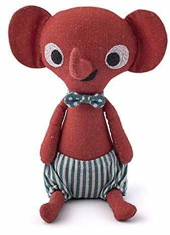 Len Dolls Littlephant, czerwony