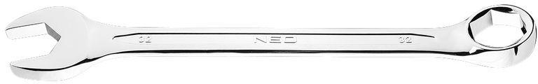 Klucz płasko-oczkowy HEX/V 32 x 360 mm 09-432