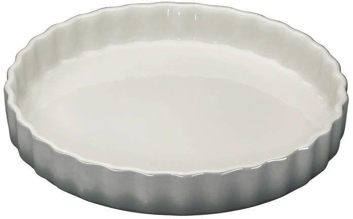Kuchenprofi - provence - ceramiczna forma na tartę  28 cm - szara