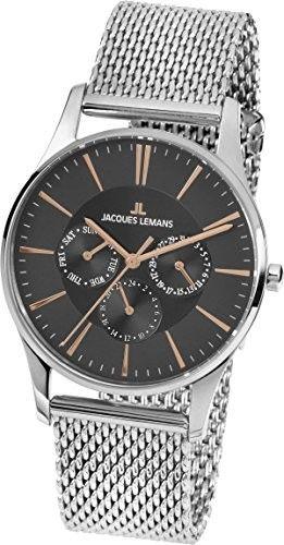 Zegarek Jacques Lemans 1-1929J - CENA DO NEGOCJACJI - DOSTAWA DHL GRATIS, KUPUJ BEZ RYZYKA - 100 dni na zwrot, możliwość wygrawerowania dowolnego tekstu.