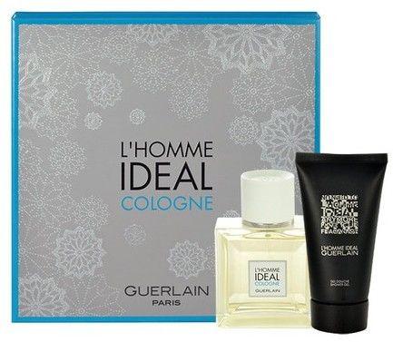 Guerlain L Homme Ideal Cologne - męska EDT 50 ml + żel pod prysznic 75 ml
