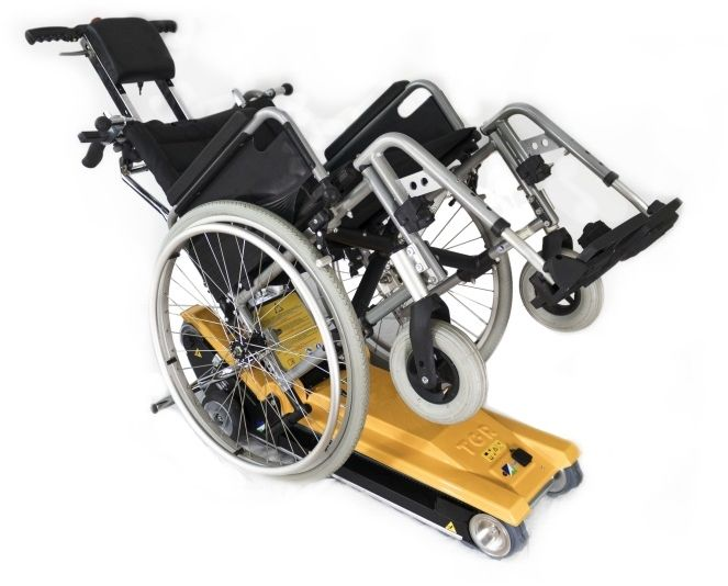 Schodołaz gąsienicowy dla niepełnosprawnych (JOLLY 150 Plus)