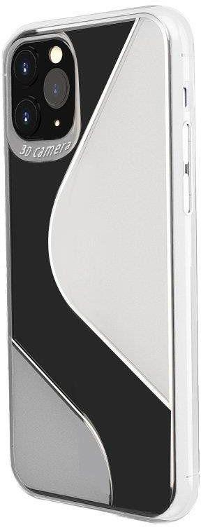 S-Case elastyczne etui pokrowiec Xiaomi Redmi 10X 4G / Xiaomi Redmi Note 9 przezroczysty