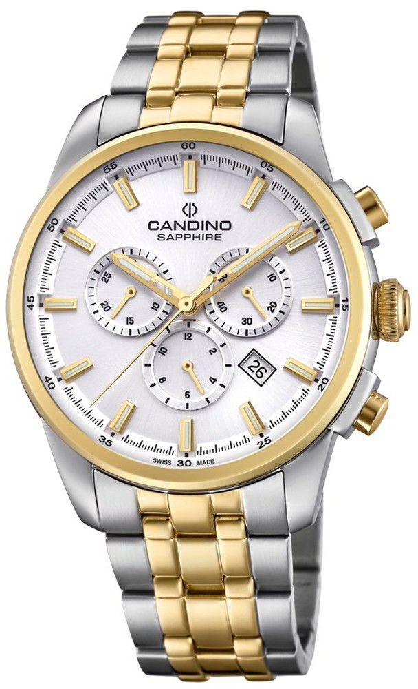 Zegarek Candino C4699-1 - CENA DO NEGOCJACJI - DOSTAWA DHL GRATIS, KUPUJ BEZ RYZYKA - 100 dni na zwrot, możliwość wygrawerowania dowolnego tekstu.