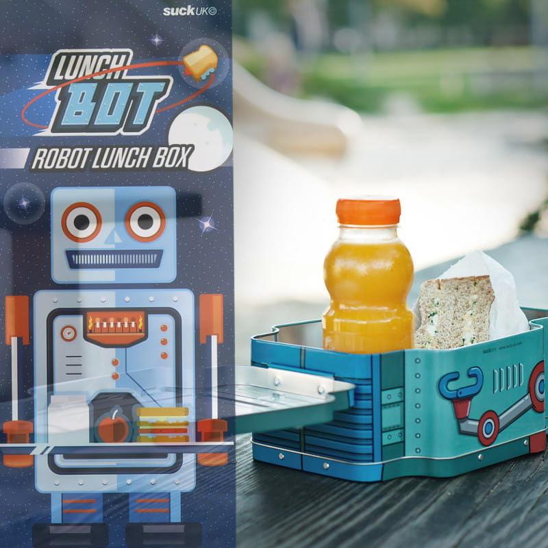 Śniadaniówka Robot LunchBot