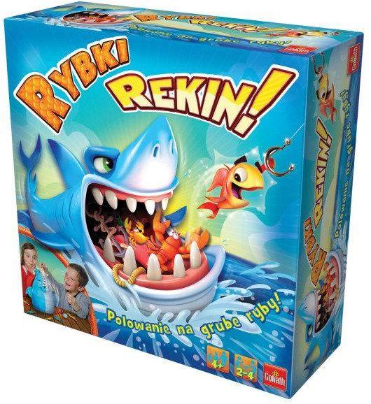 GOLIATH Rybki Rekin 30740 p6 ZAKŁADKA DO KSIĄŻEK GRATIS DO KAŻDEGO ZAMÓWIENIA