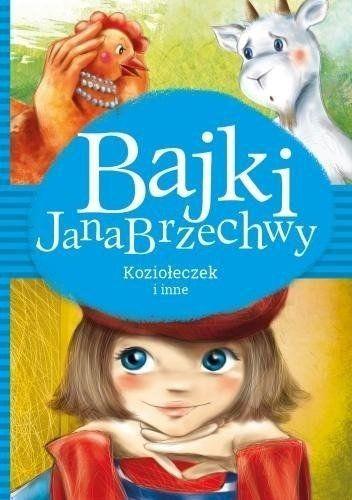 Bajki Jana Brzechwy Koziołeczek i inne - Jan Brzechwa