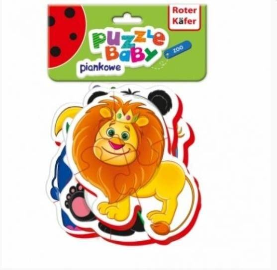 Baby puzzles Zoo