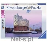 Puzzle Ravensburger 1000 - Filharmonia w Hamburgu