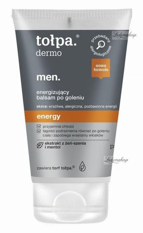 Tołpa - Dermo Men Energy - Energizujący balsam po goleniu - 100 ml