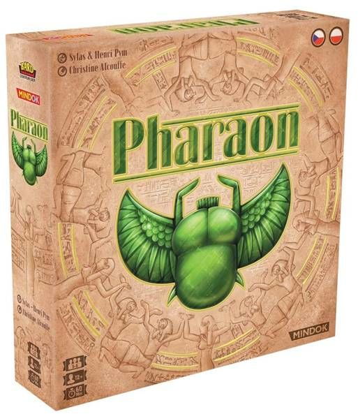Pharaon PL - Bard Centrum Gier