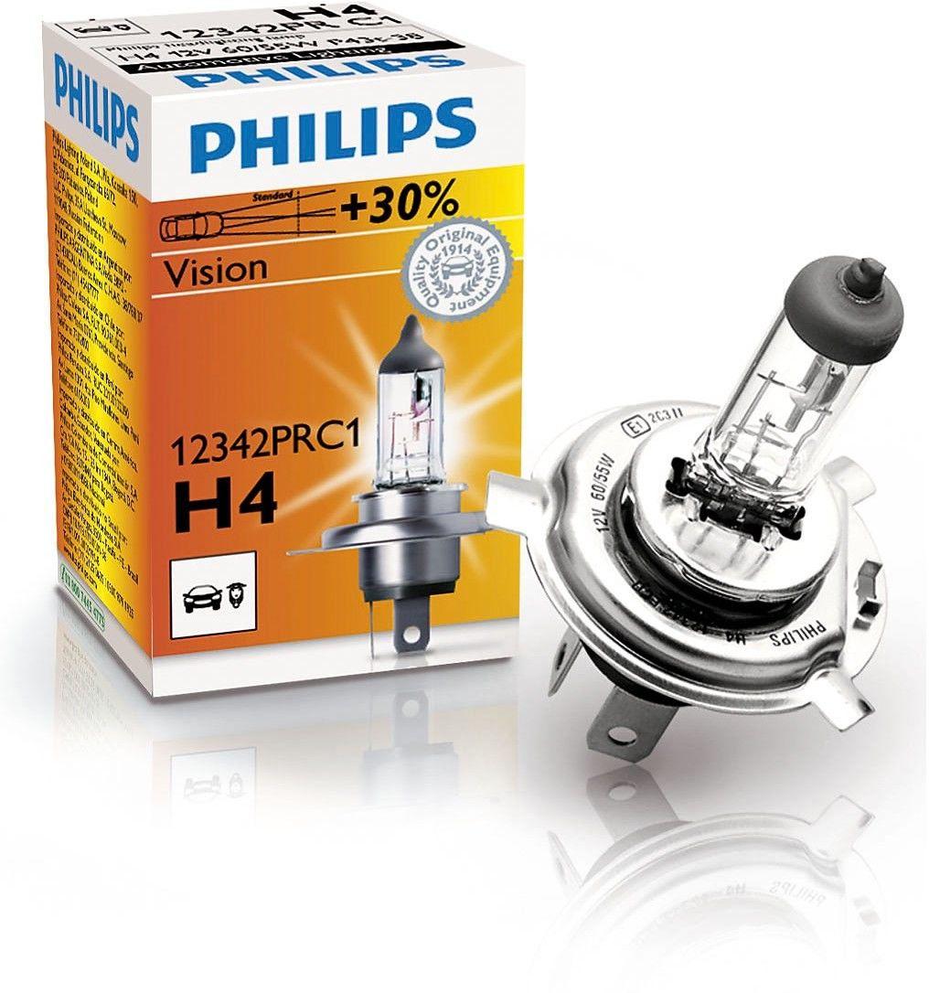 Żarówka Philips H4 60/55